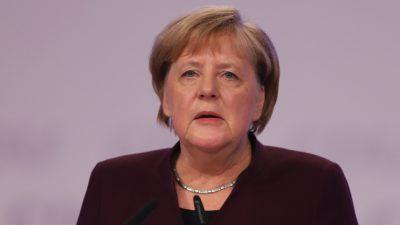 Merkel strebt offenbar Frauenquote in Unternehmensvorständen an