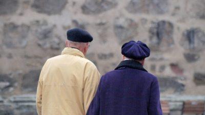 Senioren in Deutschland zunehmend von Altersarmut bedroht
