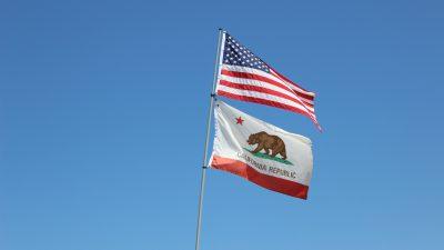 Kaliforniens Gouverneur ordnet Maskenpflicht in der Öffentlichkeit an