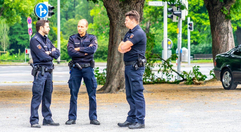 """""""Rassismus""""-Vorwürfe wecken in USA und Deutschland Forderungen nach """"polizeifreier Zukunft"""""""
