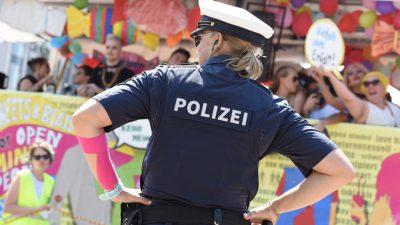 """Niedersachsen entlässt Polizistin wegen """"Reichsbürger-Nähe"""""""