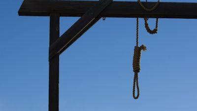 Ägypten: Sieben Menschen wegen Polizisten-Mord hingerichtet