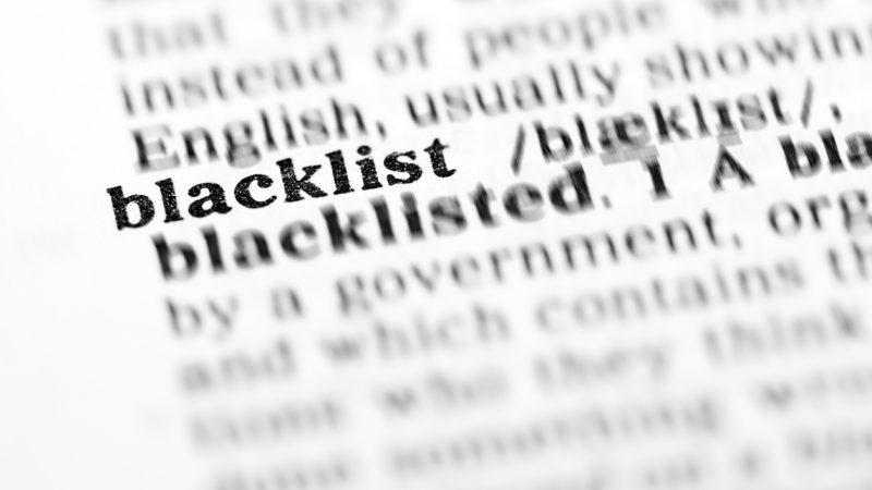Rassismus in Programmiersprache