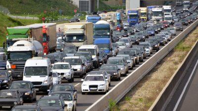 Ferien in Bayern: ADAC erwartet erhöhtes Verkehrsaufkommen
