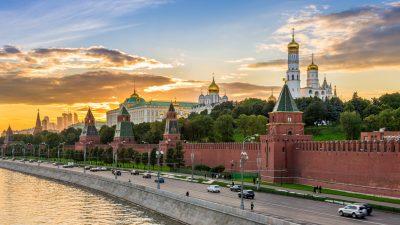 Russland weitet Sanktionen gegen London im Fall Nawalny aus