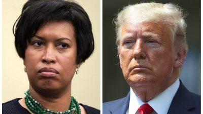 Trump droht, weitere Bundeskräfte nach Washington zu entsenden