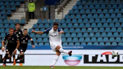VfL Bochum baut Serie mit Sieg gegen St. Pauli aus
