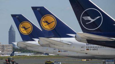 EU-Kommission billigt Lufthansa-Rettungspaket