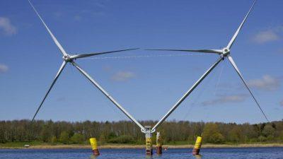 Windräder nach wie vor unbeliebt – Schwimmende Windräder schaffen neue Möglichkeiten