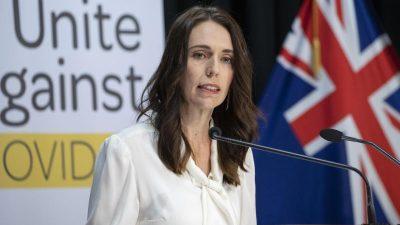 Neuseeland: Nach dreieinhalb Wochen erstmals neue Infektionsfälle