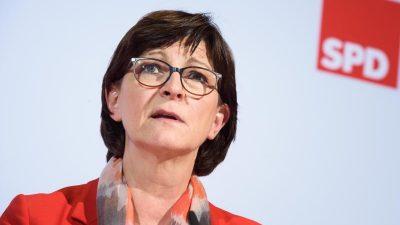 Seehofers Bundespolizeigesetz droht an Eskens Widerstand zu scheitern