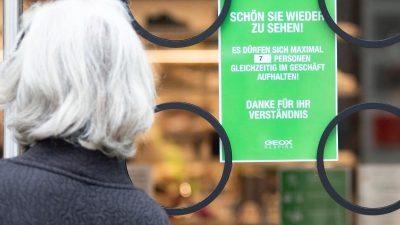 Baden-Württemberg: Gericht hebt Zutrittsbegrenzung für Läden auf