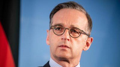 """Deutschlands Indo-Pazifik-Strategie: Der """"scharfe Bruch"""" mit China wird vermieden"""