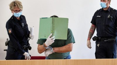 Studentin verschleppt und vergewaltigt: Zwölf Jahre Haft