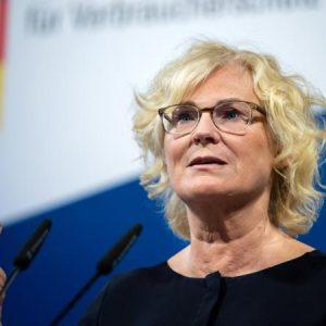 Lambrecht erwartet vollständige Rückkehr zu Grundrechten in wenigen Wochen