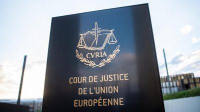 EuGH-Generalanwalt: EU-Kommission durfte Abgas-Grenzwerte nicht ändern