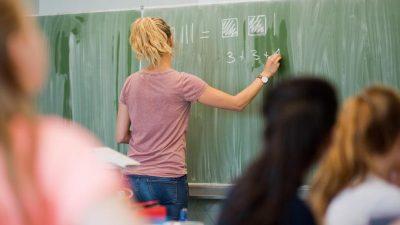 Anteil fehlender Lehrer geringer als befürchtet – Reiserückkehrer und Partys Hauptursache für Corona-Teilschließungen