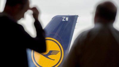 1,4 Millionen Kunden warten auf Lufthansa-Ticketerstattungen