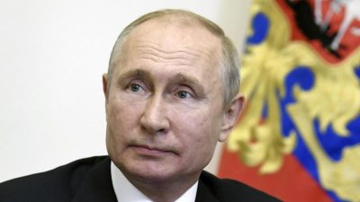Für immer Putin? Russen stimmen über neue Verfassung ab