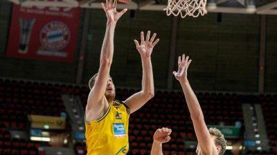 Staunen über Basketball-Unentschieden: «Niemals gedacht»