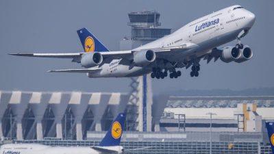 Verbraucherschützer wirft Lufthansa Vorsatz bei fehlenden Reisekosten-Erstattungen vor