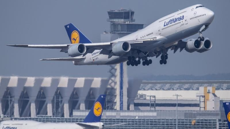 Lufthansa Ankunft Frankfurt Heute