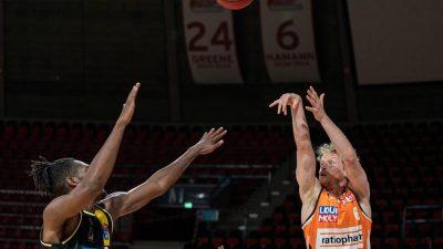 Ludwigsburger Basketballer erstmals im Finale