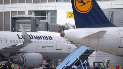 Verbraucherzentrale verklagt Lufthansa wegen nicht erstatteter Tickets