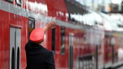 Gewerkschaftsumfrage: Zugpersonal wird häufiger angegriffen
