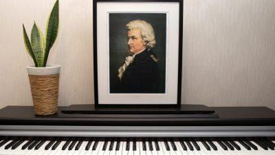 """""""Mozart Effekt"""": Deutlich weniger epileptische Anfälle durch tägliches Hören von Mozart Sonate"""