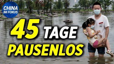 NTD: China gibt massive Hochwasserwarnung heraus | Deutschland signalisiert Unterstützung für Huawei