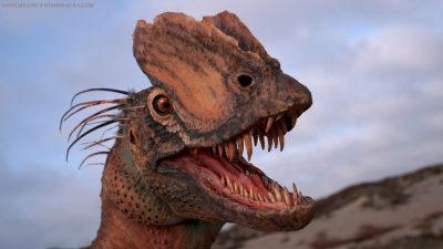 """Dino-News: Giftspucker mit Hollywood-Karriere und """"winzige Käfer-Schlächter"""""""