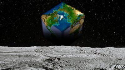 Platon hatte recht: Die Erde ist – mehr oder weniger – ein Würfel