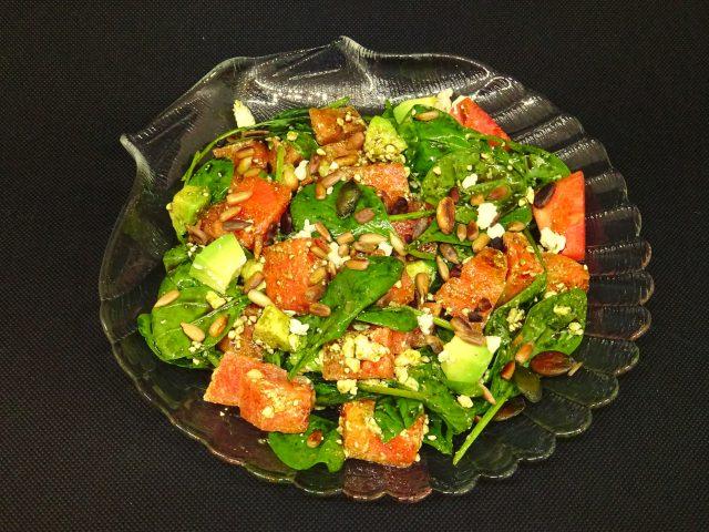 Vier sommerliche Rezepte mit Wassermelone: Melonen-Salat