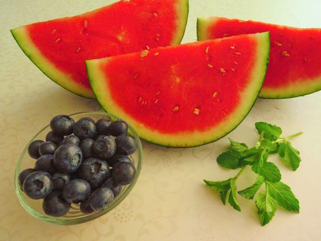 Vier sommerliche Rezepte mit Wassermelone: Melonen-Smoothie