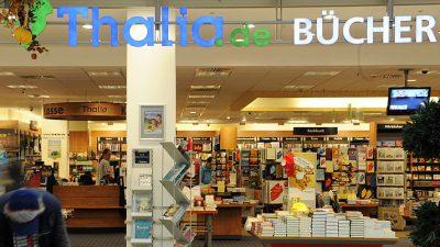 Thalia: Trotz Boykottaufrufen bleiben Bücher von Attila Hildmann im Angebot