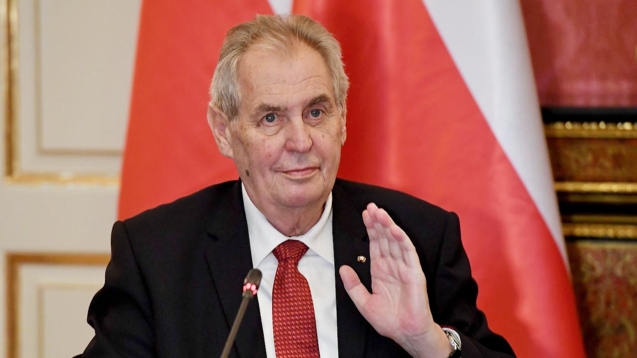 Tschechiens Präsident sagt belarussischer Oppositionsführerin Unterstützung zu