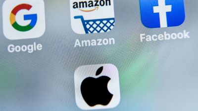Apple, Google und Amazon geben Digitalsteuer an ihre Kunden weiter