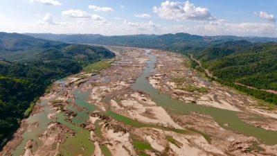 Wie das chinesische Regime Flüsse zur Waffe macht – mit über 87.000 Dämmen