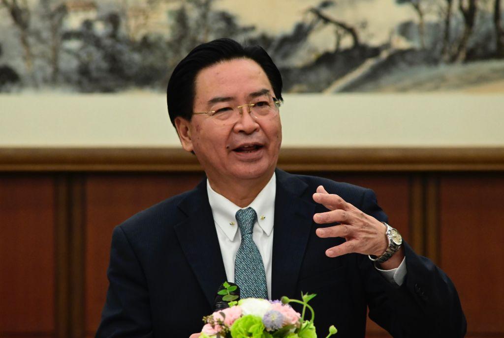 Taiwan warnt vor militärischer Bedrohung durch China