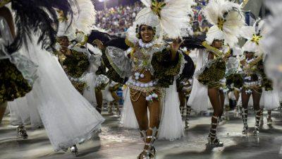 Kein Samba ohne Impfstoff: Mehrere Tanzschulen lehnen wegen Corona-Pandemie Teilnahme an Karneval in Rio ab