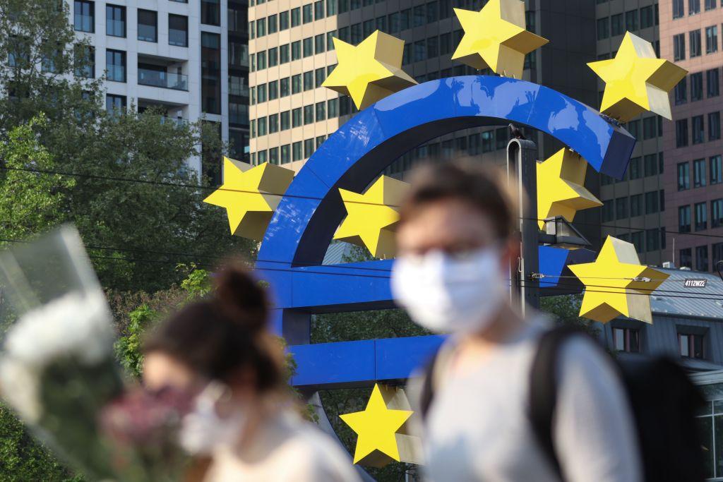 Eurozone in Rezession – Pandemie nicht das größte Problem