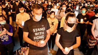 Taiwan weist zwei chinesische Reporter wegen Verletzung lokaler Gesetze aus