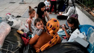 Ärzte ohne Grenzen muss Corona-Zentrum für Flüchtlinge auf Lesbos schließen