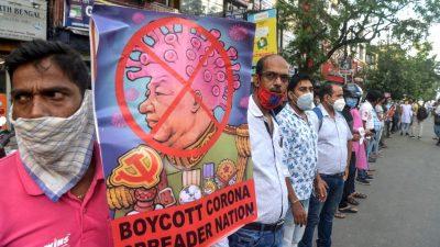 Chinas unerklärter Krieg gegen Indien