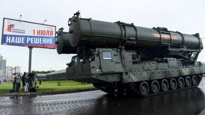Lieferung von S-400 ausgesetzt: Russland geht auf Distanz zu Chinas KP-Regime