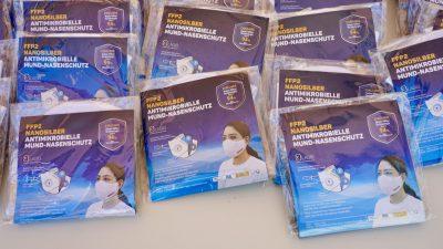 Verschärfung des Umweltrechts erschwert Maskenproduktion in Deutschland – Import wieder aus China