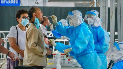 Zweite Welle löst Massenpanik aus – Quelle des erneuten Virusausbruchs in Peking rätselhaft