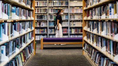 Bücher von Demokratie-Aktivisten verschwinden aus Hongkongs Bibliotheken