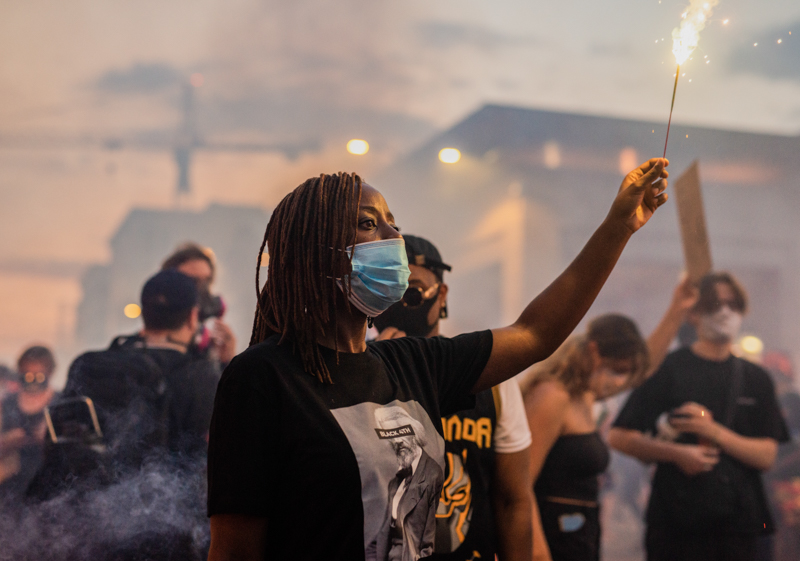 """USA: Afro-amerikanische Miliz will """"neue schwarze Nation"""" entstehen lassen – """"vielleicht in Texas"""""""